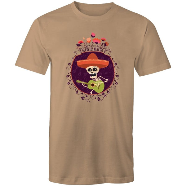 Men's Dia De Los Muertos T-shirt - The Hippie House