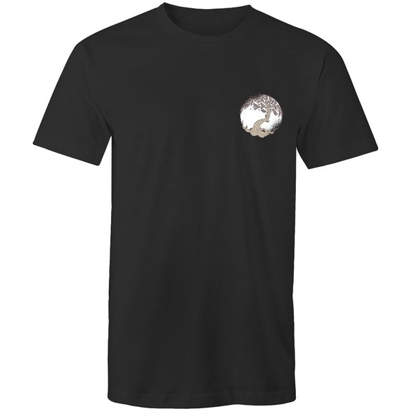 Men's Pocket Tree Of Life T-shirt - The Hippie House