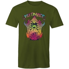 Men's Psytrance Graphic T-shirt - The Hippie House