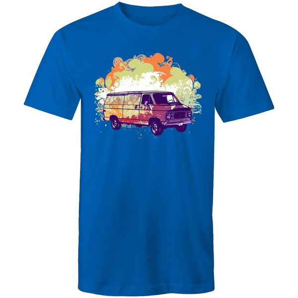Men's Hippie Camper T-shirt - The Hippie House