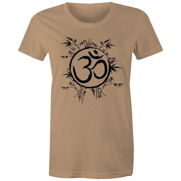 Women's Yoga Sketch T-shirt - The Hippie House