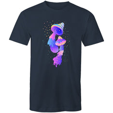 Men's Magic Mushrooms Graphic T-shirt - The Hippie House