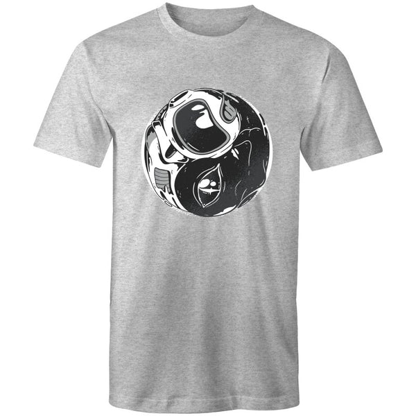 Men's Astronaut Space Ball T-shirt - The Hippie House