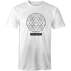 Men's Raise Your Vibes T-shirt - The Hippie House