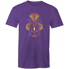 Men's Cool Pinstripes T-shirt - The Hippie House