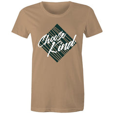 Women's Retro Choose Kind T-shirt - The Hippie House