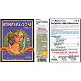 Advanced Nutrients Sensi Bloom Part A & B - 1L - The Hippie House
