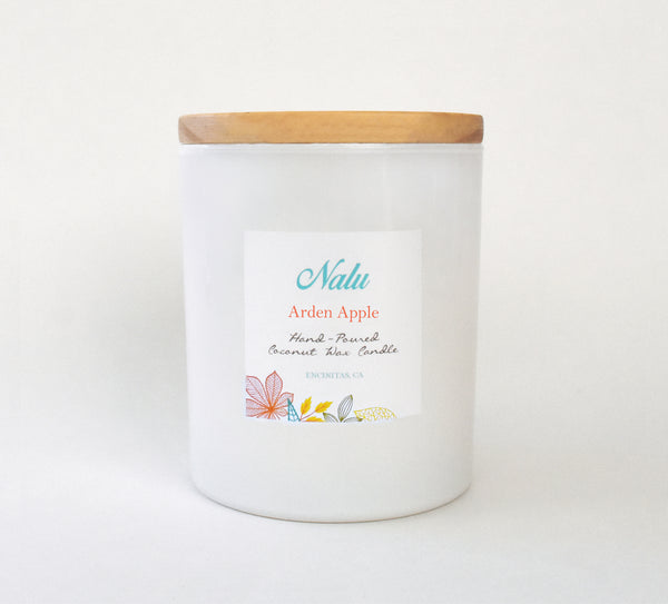 Arden Apple 10 oz. Candle
