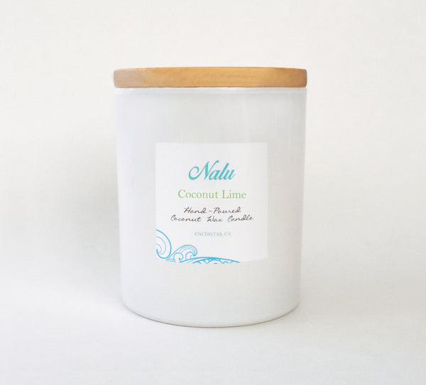 Coconut Lime 10 oz. Candle