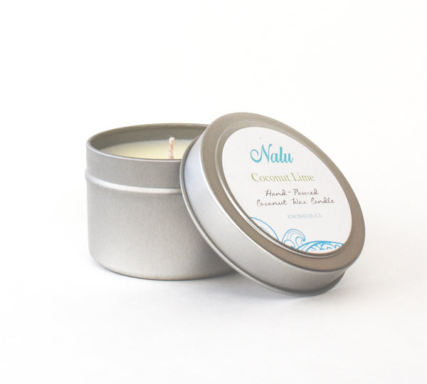 Coconut Lime 4 oz. Candle