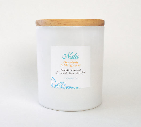 Grapefruit and Mangosteen 13.5 oz. Candle