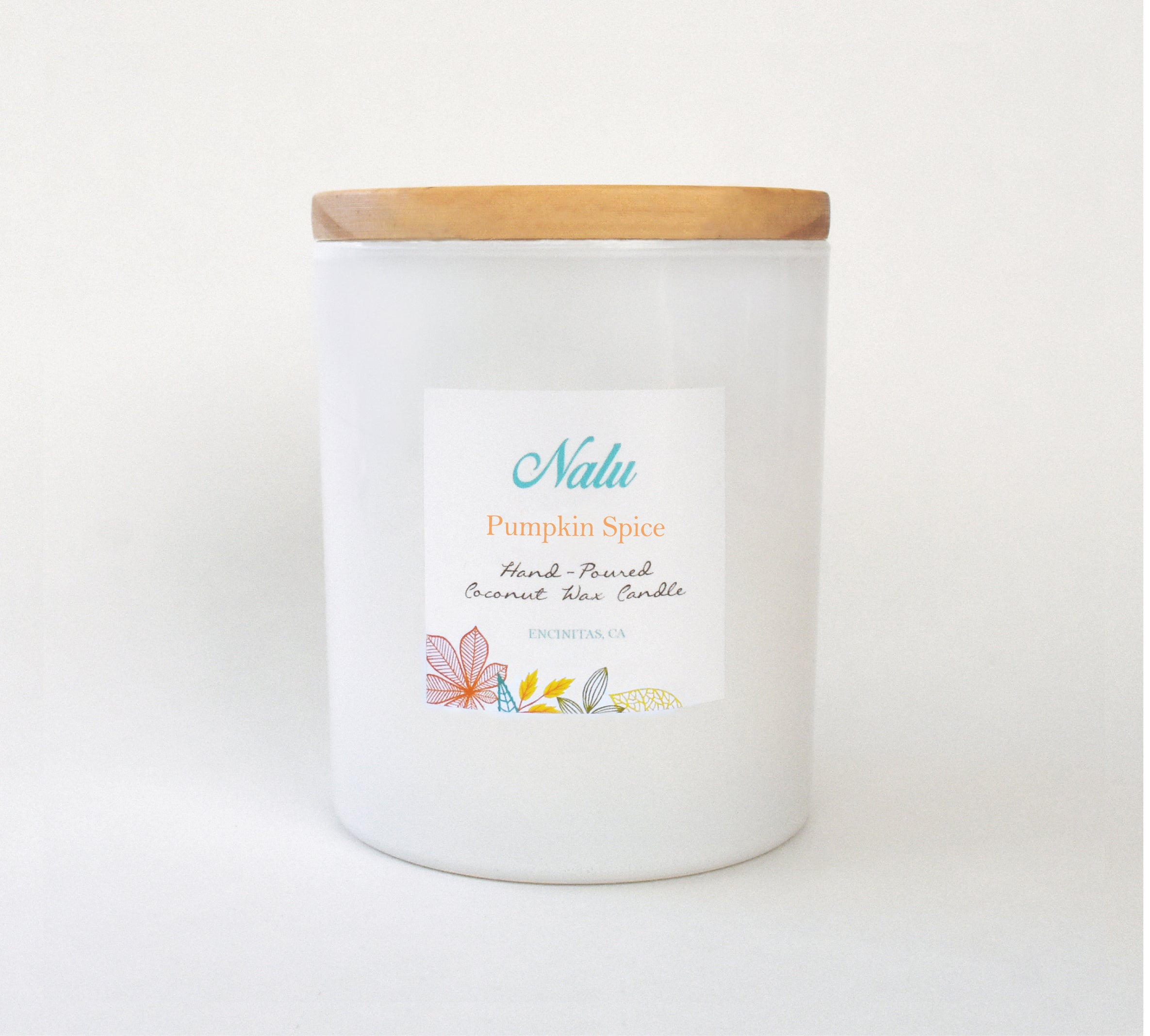 Pumpkin Spice 10 oz. Candle