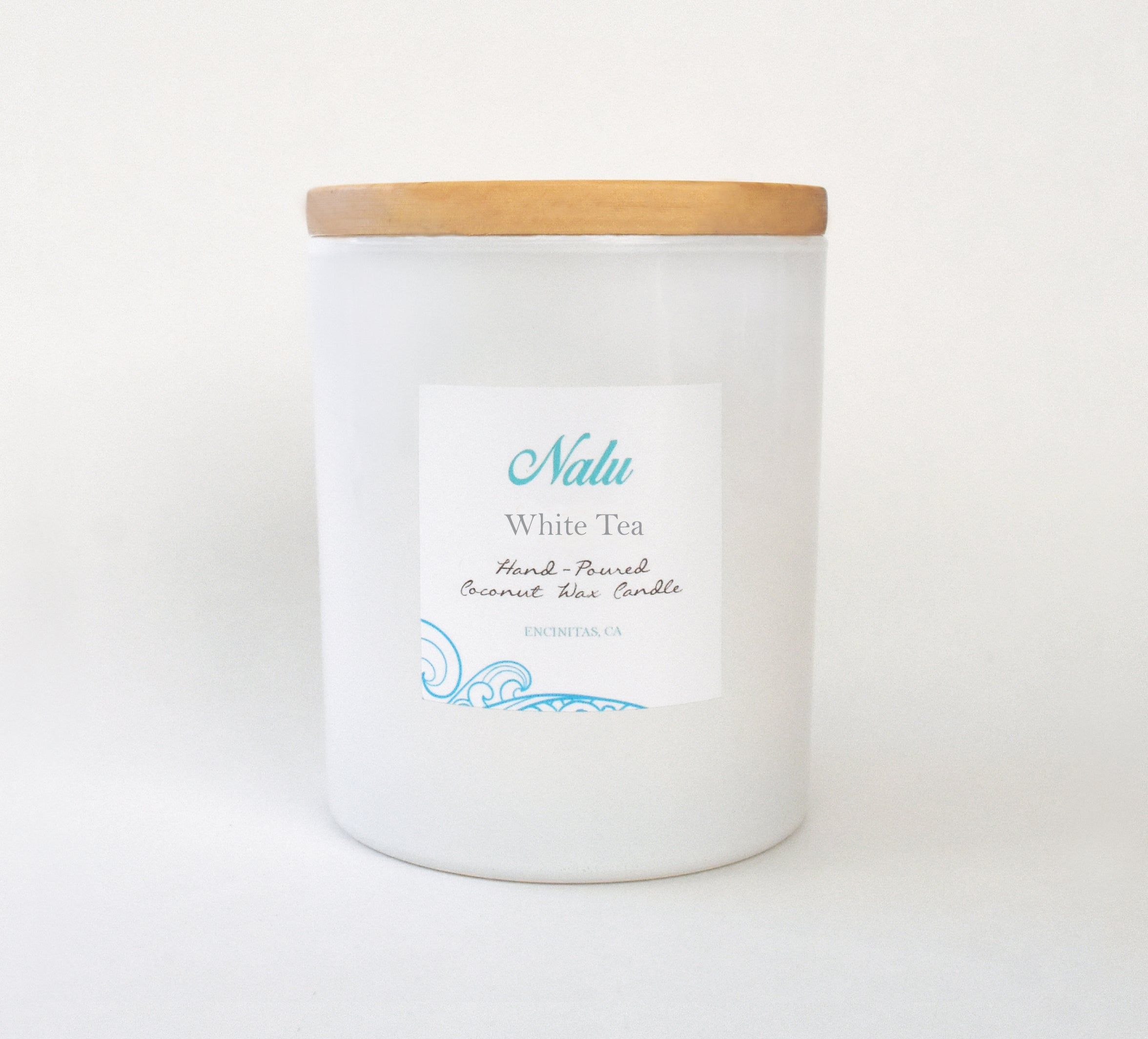 White Tea 10 oz. Candle
