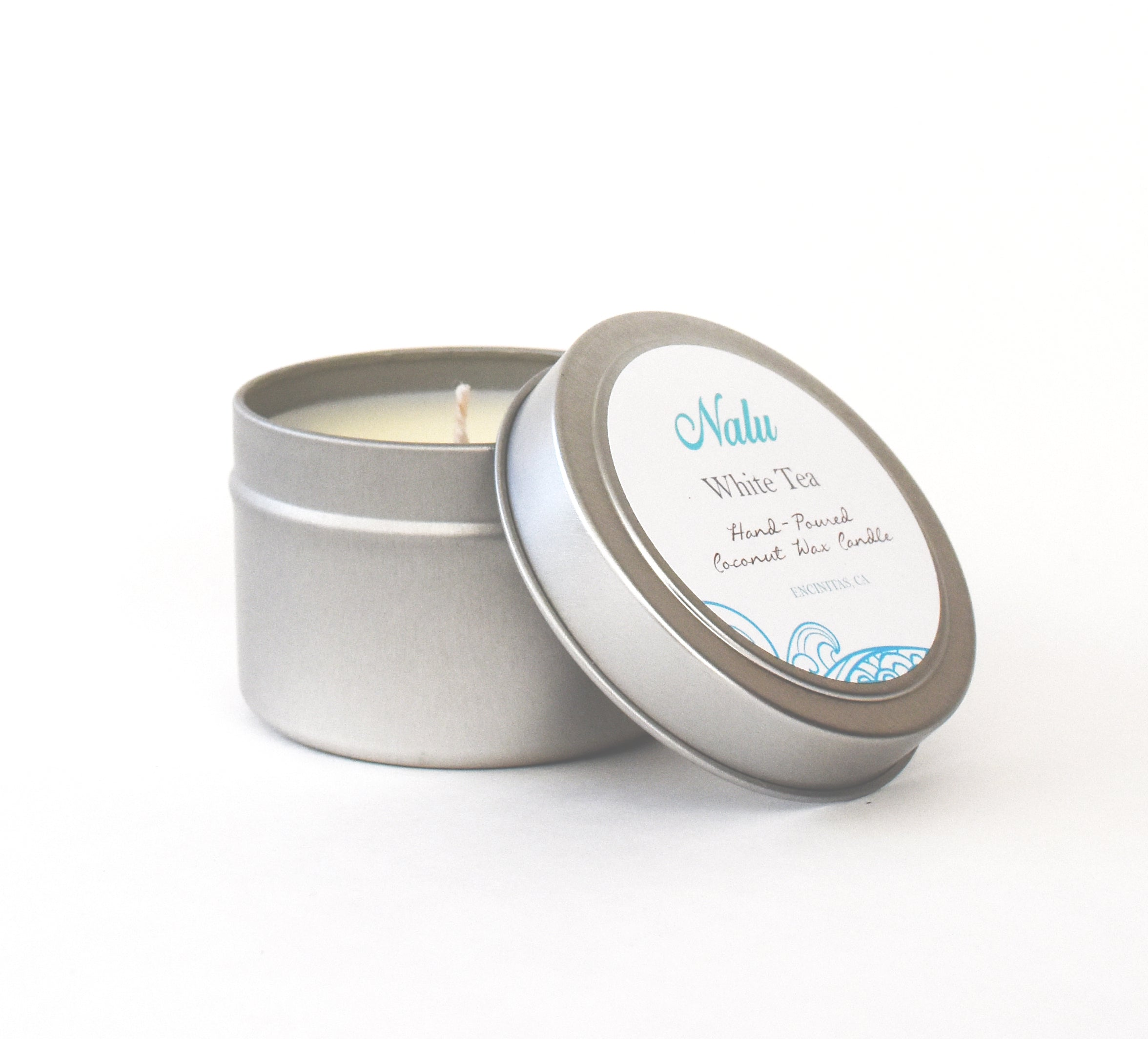 White Tea 4 oz. Candle