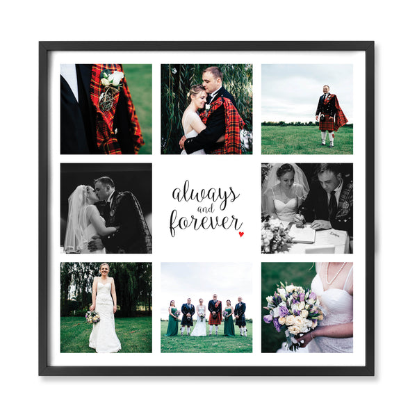 Alma 8 Always and Forever Print - 3 sizes available