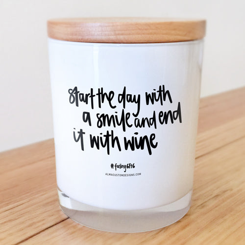Corporate Custom Candles