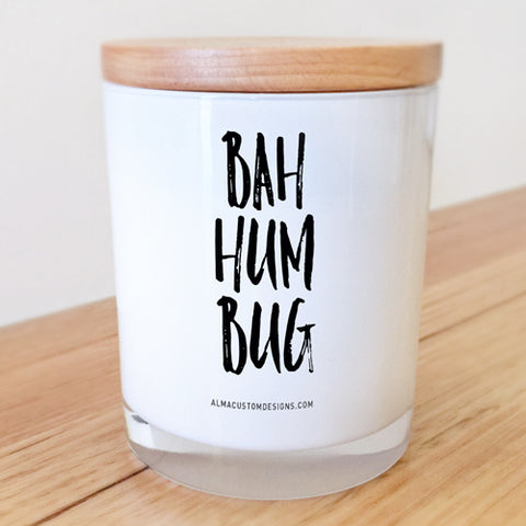 BAH HUM BUG Candle
