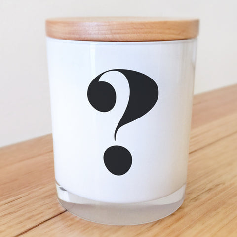 Unique Custom Candle