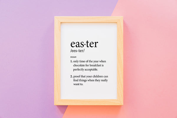 Easter Definition