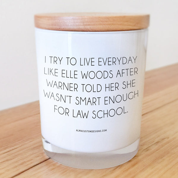 Elle Woods Candle