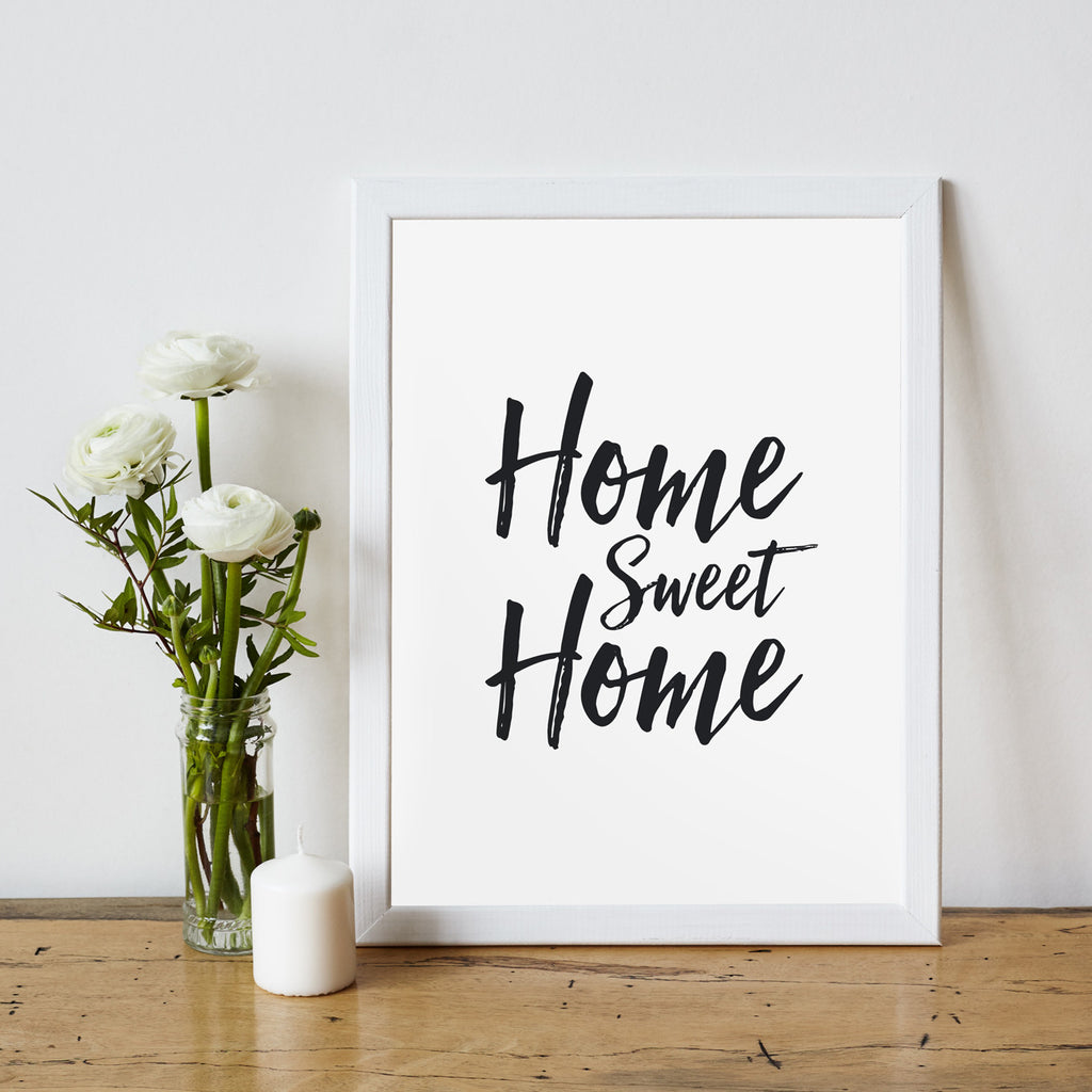 Home Sweet Home | Alma Custom Designs
