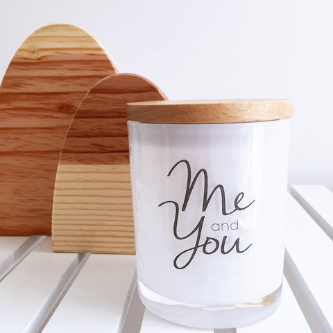 Me and You Candle