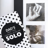 Daddy Milestone Cards