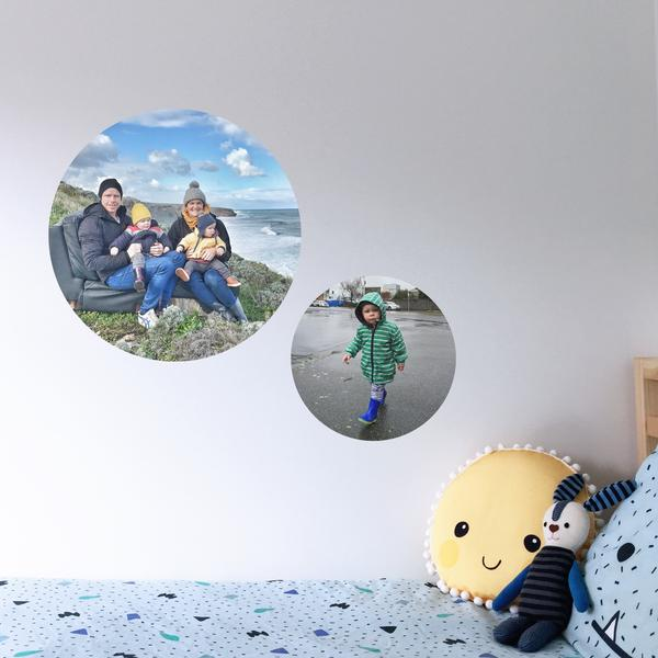 Test Wall Decal