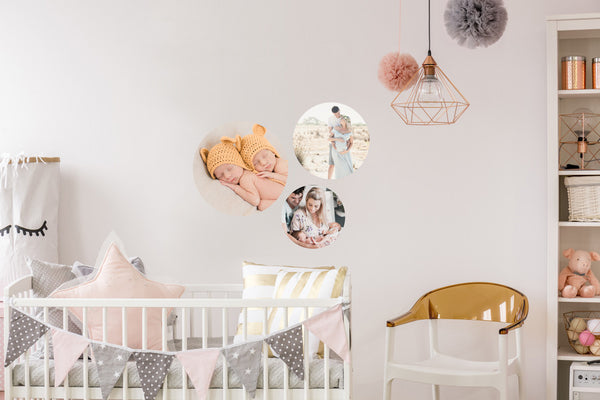 PERSONALISED PHOTO WALL DECALS