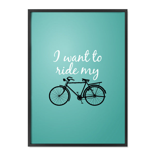 Ride My Bike