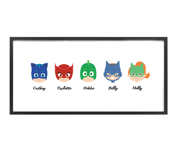 Superkids PJ masks
