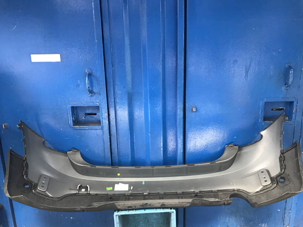 51127389378 Jwc f60 2017  mini rear bumper