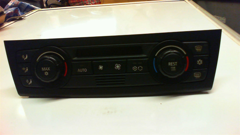 BMW 1 series E 87 heater control unit 6965374-01