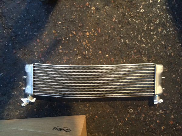 17212284260 BMW M5 2014  F06 F10 F12 F13 M5 M6 V8 4.4 ENGINE OIL COOLER USED