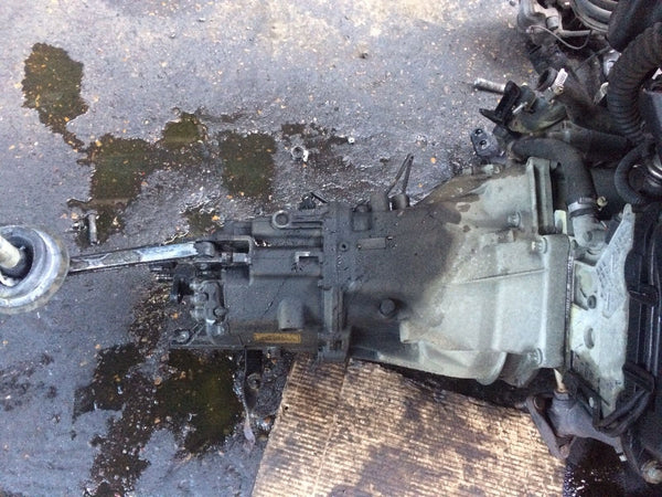 12227519 Bmw 3 series 1998 e36 1998 2.8 m52 m52b28 5 speed manual gear box