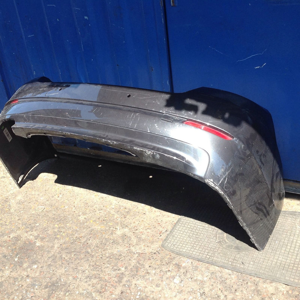BMW 5 SERIES F10 REAR BACK BUMPER 2010 2011 2012 2013 2014