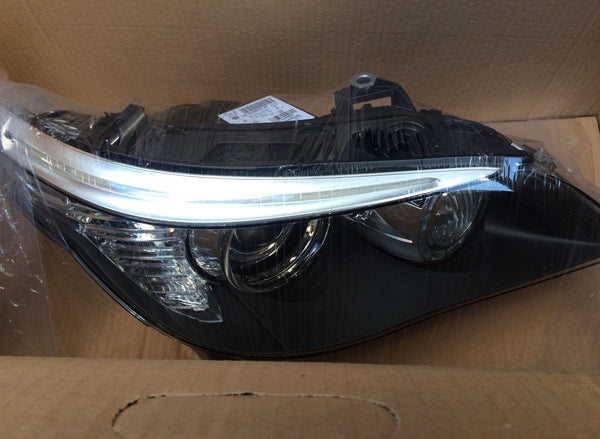 BMW 5 SERIES M5 E60 XENON HEADLIGHT DRIVERS SIDE 63117045694