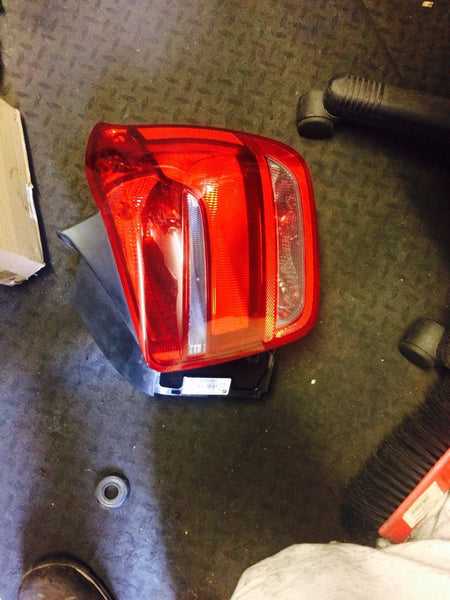 BMW 1 SERIES F20 2015 Driver Right Rear Back Tail Light Lens 63217270098