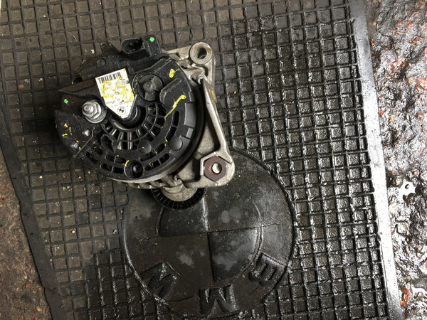 BMW 330i 2009 ALTERNATOR BOSCH N52 ENGINE  155 AMP