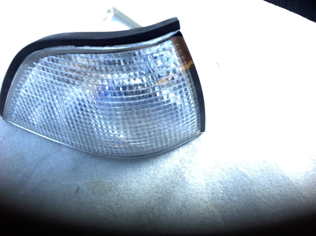 BMW 3 SERIES E 36 1999 DRIVER SIDE INDICATOR CLEAR
