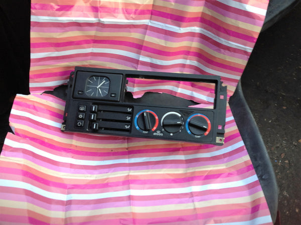 BMW 5 SERIES E34 1996 CLIMATE CONTROL UNIT