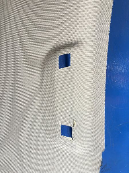 BMW 1 SERIES 2015 F20 ROOF LINING IN GREY