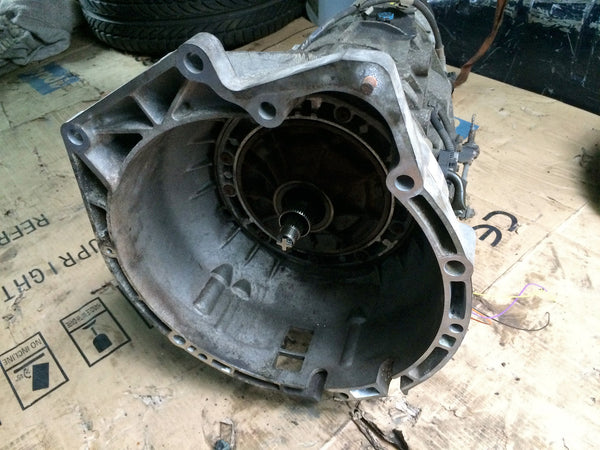 Bmw 3 Series E46 2004 Automatic gear box 5HP 19