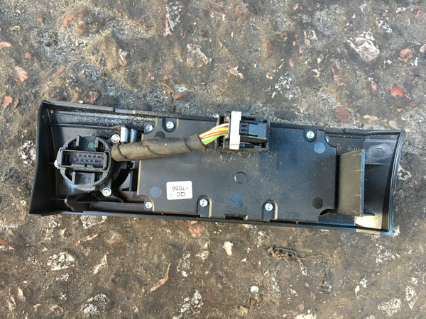 BMW 3 SERIES 2007 E90 LIGHT SWITCH WITH STARTER