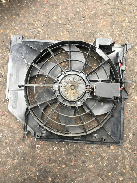 17427510607 BMW 3 SERIES 2004 ELECTRIC FAN