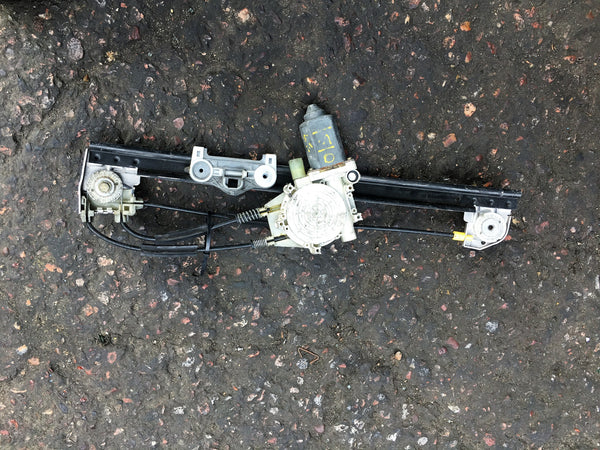 BMW 5 SERIES 2000 E 39 DRIVER SIDE REAR WINDOW REGULATOR