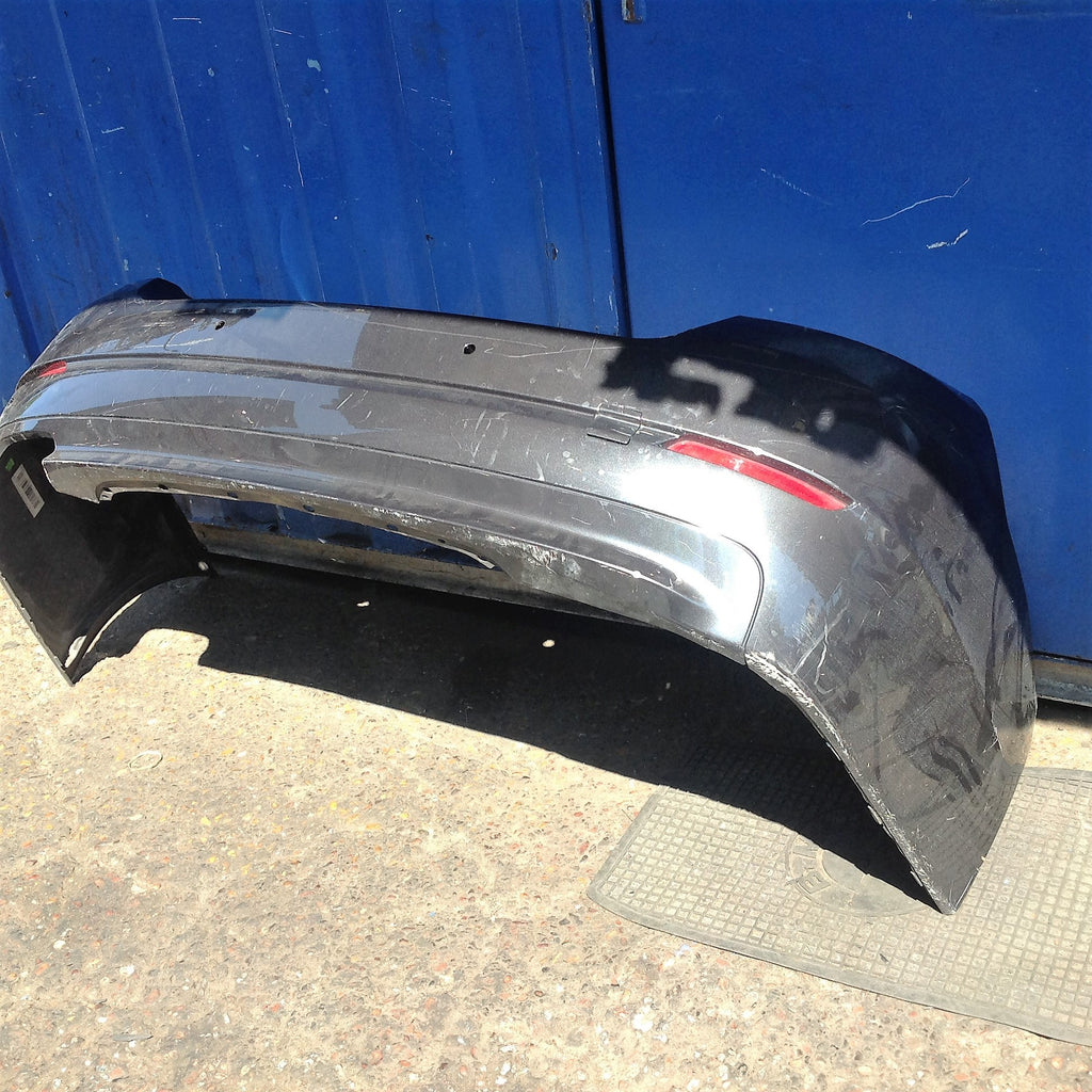 BMW 5 SERIES 2012 F10 REAR  STANDARD BUMPER COLOUR MAY DIFFER