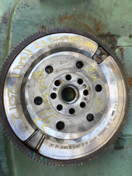 235759983504 MINI ONE 201 116 DIESEL FLYWHEEL