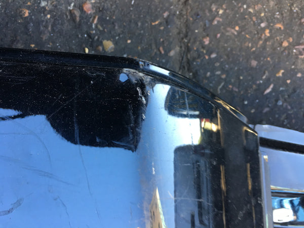 BMW 1 SERIES 2007 E87  PASSENGERS SIDE FRONT DOOR SHELL IN BLACK NEEDS RESPRAY.PLEASE CHECK COLOUR MAY DIFFER