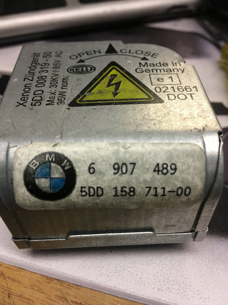 63126907489 Bmw ignition element xenon -light sold without bulb